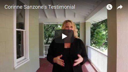 Corinne Sanzone's Testimonial