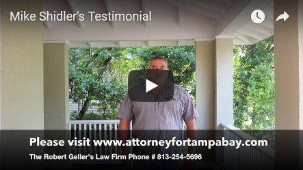 Mike Shidler's Testimonial