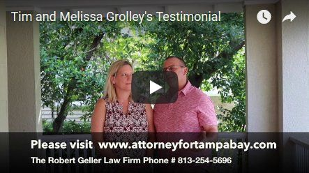 Tim and Melissa Grolley's Testimonial