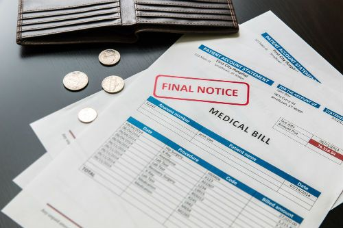 Health Issues Drove Me to Bankruptcy and I'm Still Getting Medical Bills: Can Bankruptcy Help?