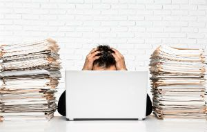 Bankruptcy Overwhelm: Why Organizing Your Paperwork is So Important