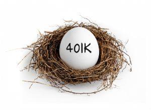 nest egg 401k