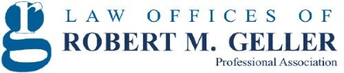 Law Offices of Robert M. Geller Logo